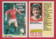 Manchester United Mark Hughes Wales 1